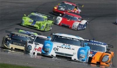 Amazing Grand Am Champions / Rolex Sports Car Series / Daytona Prototypes