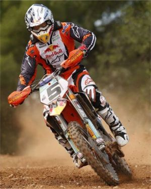 2009 - Max Nagl - KTM - MX1 - � KTM - photo by Edmunds J. KTM Images