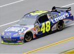 Jimmie Johnson - Chevrolet - 2009 NASCAR Sprint Cup champion - ? NASCAR - photo by John Harrelson, Getty Images for NASCAR