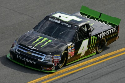 2010 - Ricky Carmichael - Chevrolet - NASCAR Trucks - ? NASCAR - by Getty Images for NASCAR