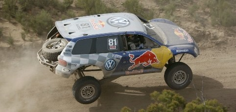 2008 - Ryan Arciero - Volkswagen - Baja 1000 - � Red Bull - photo by Volkswagen Motorsport