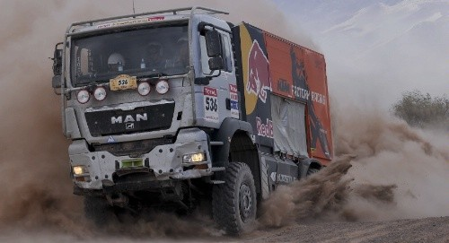 2009 - Dakar Rally - ? Red Bull - photo by David Santos Junior