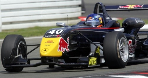 2008 - Daniel Ricciardo - F3 Euroseries - � Red Bull - photo by GEPA pictures