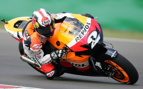2008 - Dani Pedrosa - Honda - MotoGP - © Red Bull - photo by GEPA Pictures