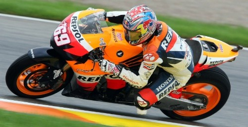 2008 - Nicky Hayden - Honda - MotoGP - ? Red Bull - photo by Andreas Reichart