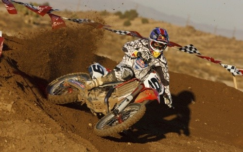 2009 - Ivan Tedesco - Honda - AMA Motocross - © Red Bull - photo by Simon Cudby