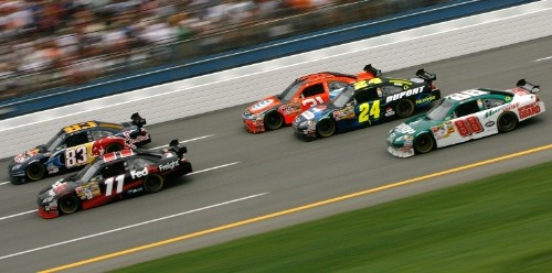 2008 - NASCAR Cup Series - © Red Bull - photo by Kevin C. Cox