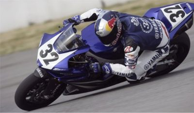 2007 - Eric Bostrom - Yamaha - AMA Superbike - ? Red Bull - photo by Brian J. Nelson