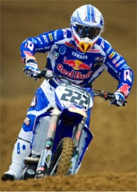 2009 - Antonio Cairoli - Yamaha - MX1 - � Red Bull - photo by Borislav Stefanov